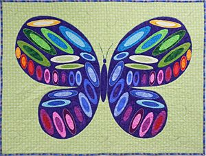Brillaint Butterfly by Karren L
