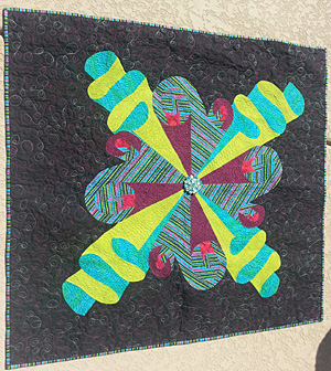 Quilt with Bling by Tami S.