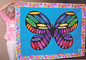 Brilliant Butterfly pattern by Jana P.