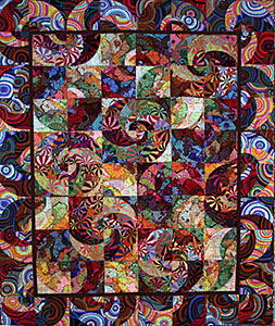 BLT quilt by Carl R