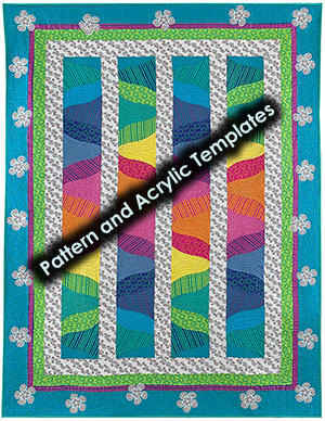 Vivid Visions Pattern and Template set